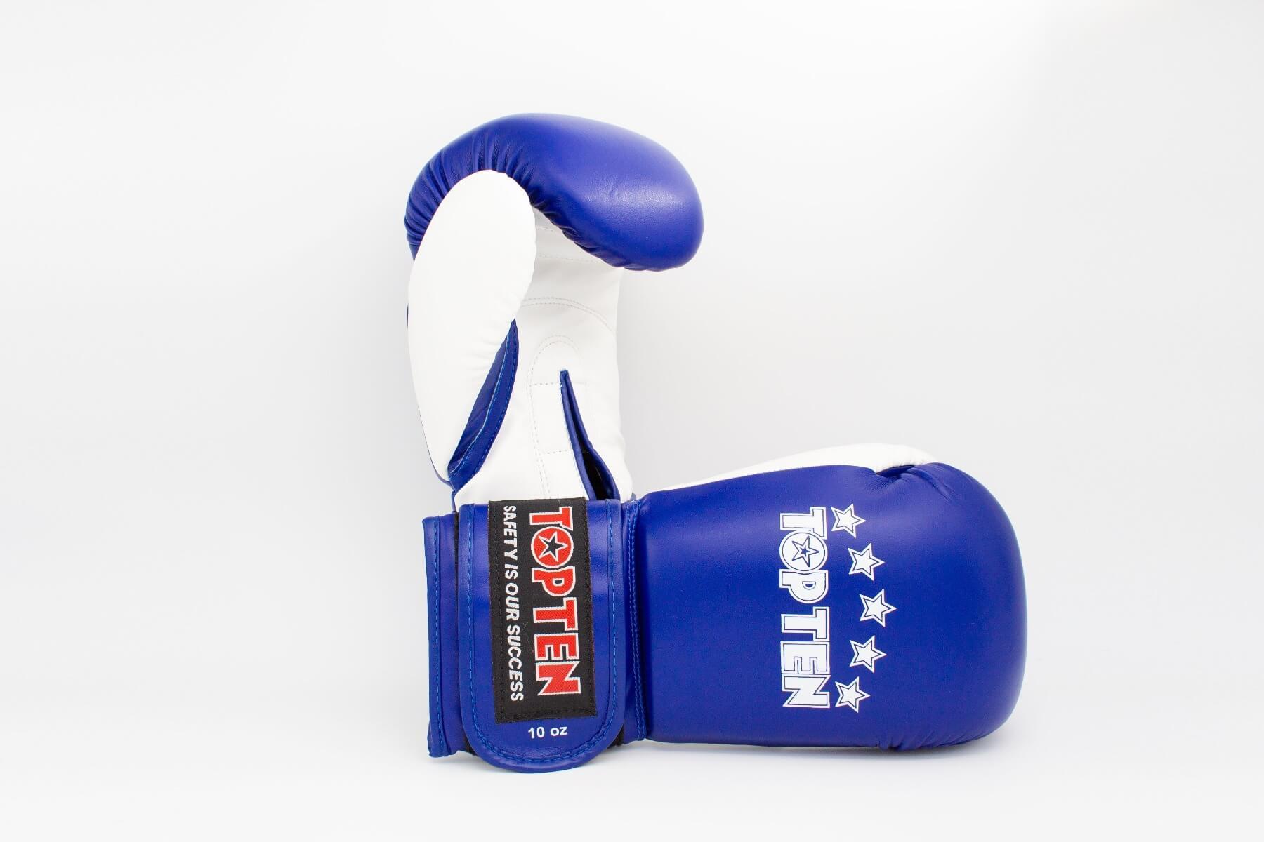 Boxhandschuh NKII Blau