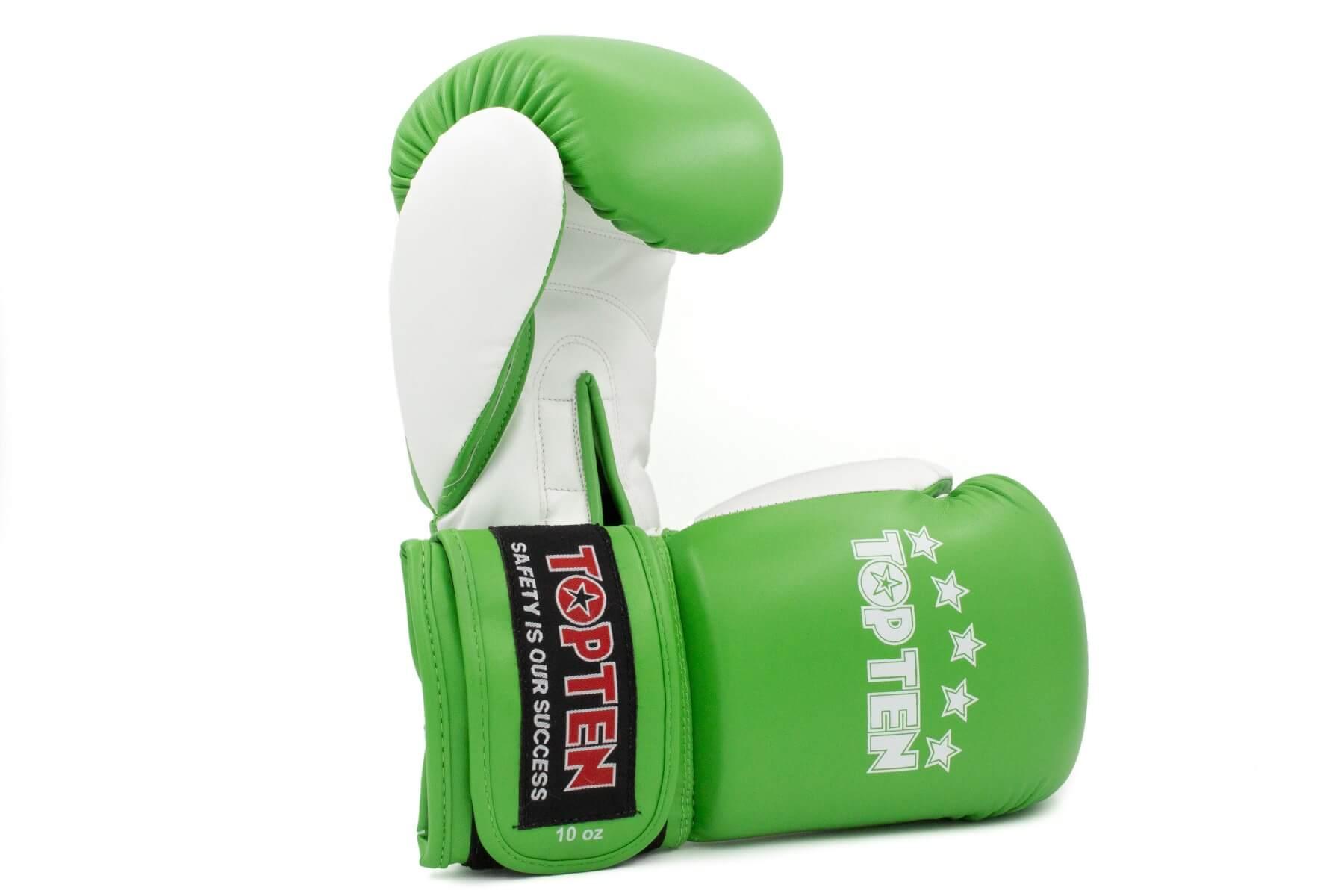Boxhandschuh NKII Grün
