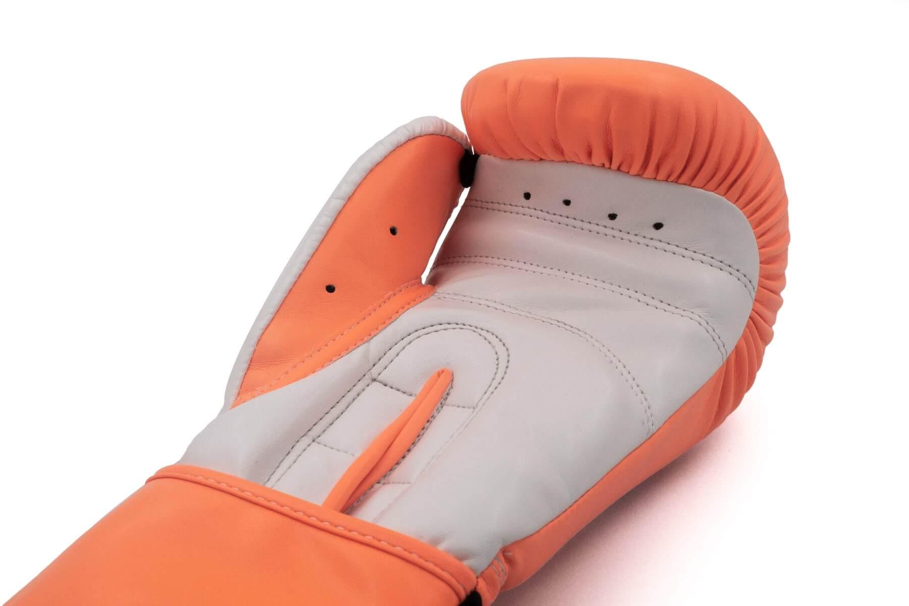 Boxhandschuh NKII Orange Innen