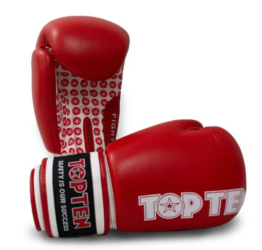 Boxhandschuh Fight Rot