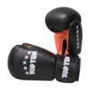 Boxhandschuhe R2M 2016 Schwarz-Orange