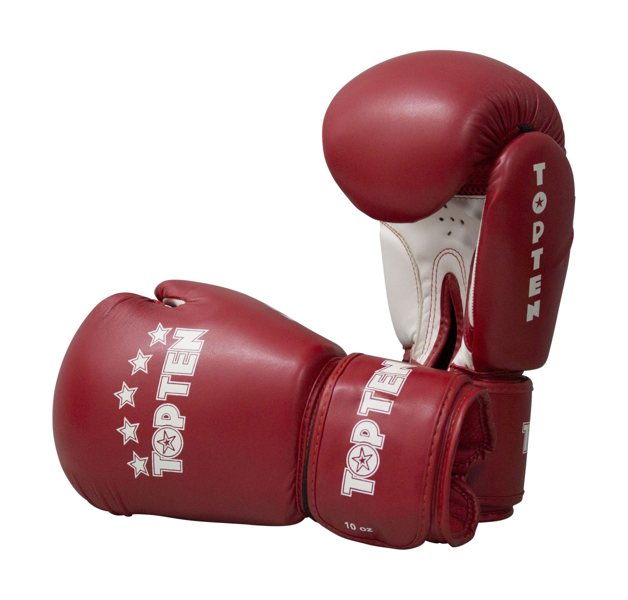 Boxhandschuhe R2M 2016 Rot-Weiss
