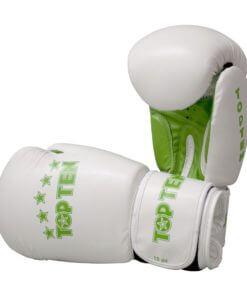Boxhandschuhe R2M 2016 Weiss-Grün