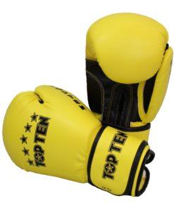 Boxhandschuhe R2M 2016 Gelb-Schwarz