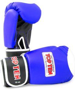 Boxhandschuhe WAKO Blau