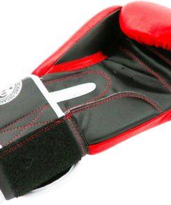 Boxhandschuhe WAKO Rot Innen