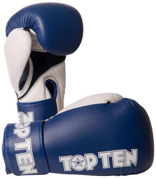 Boxhandschuh XLP Blau-Weiss