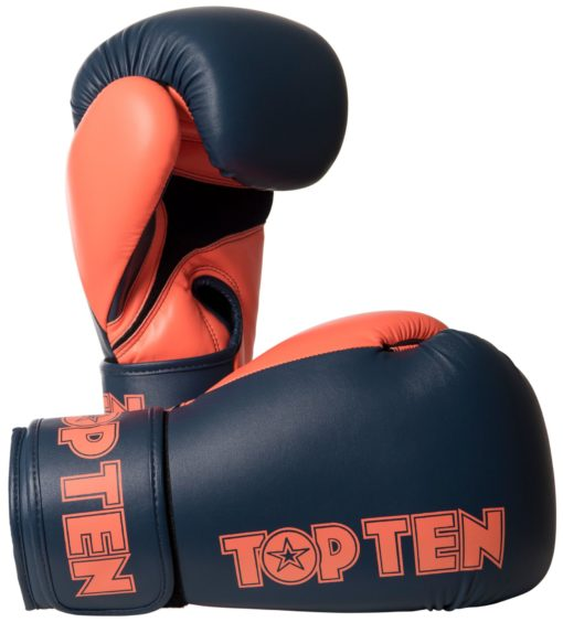 Boxhandschuh XLP Grau-Orange