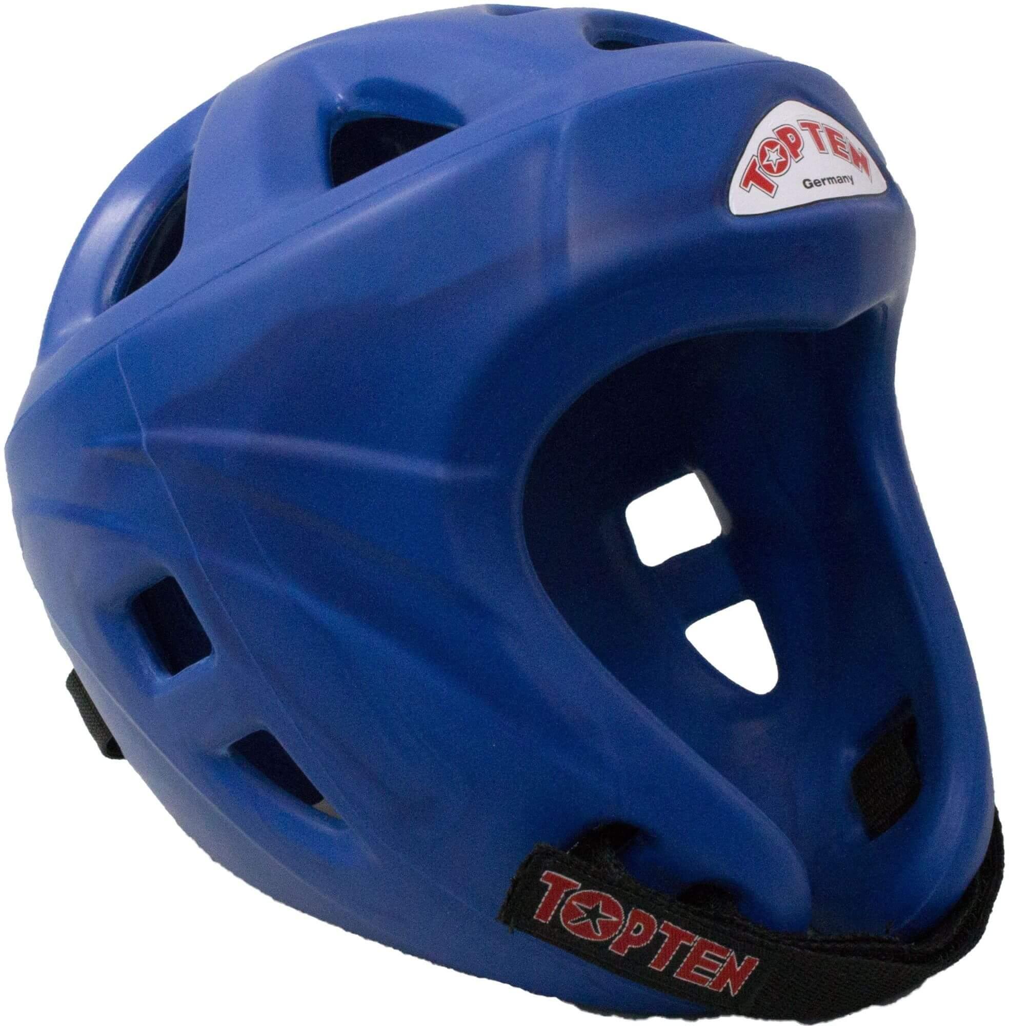 Kopfschutz Avantgarde Blau
