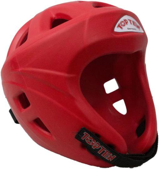 Kopfschutz Avantgarde Rot