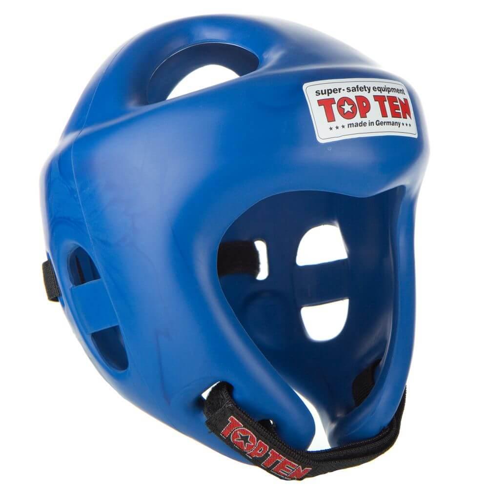 Kopfschutz Competition Fight Blau