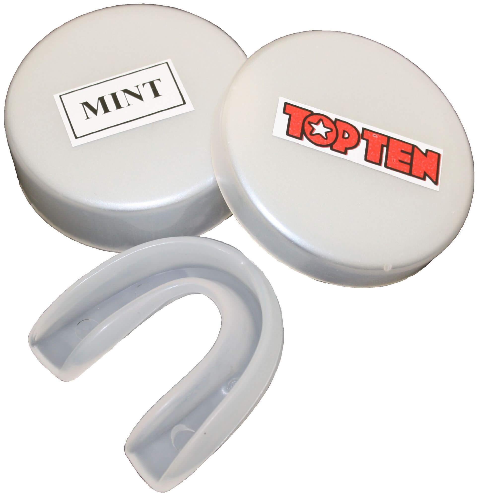 Zahnschutz Peppermint Senior Transparent