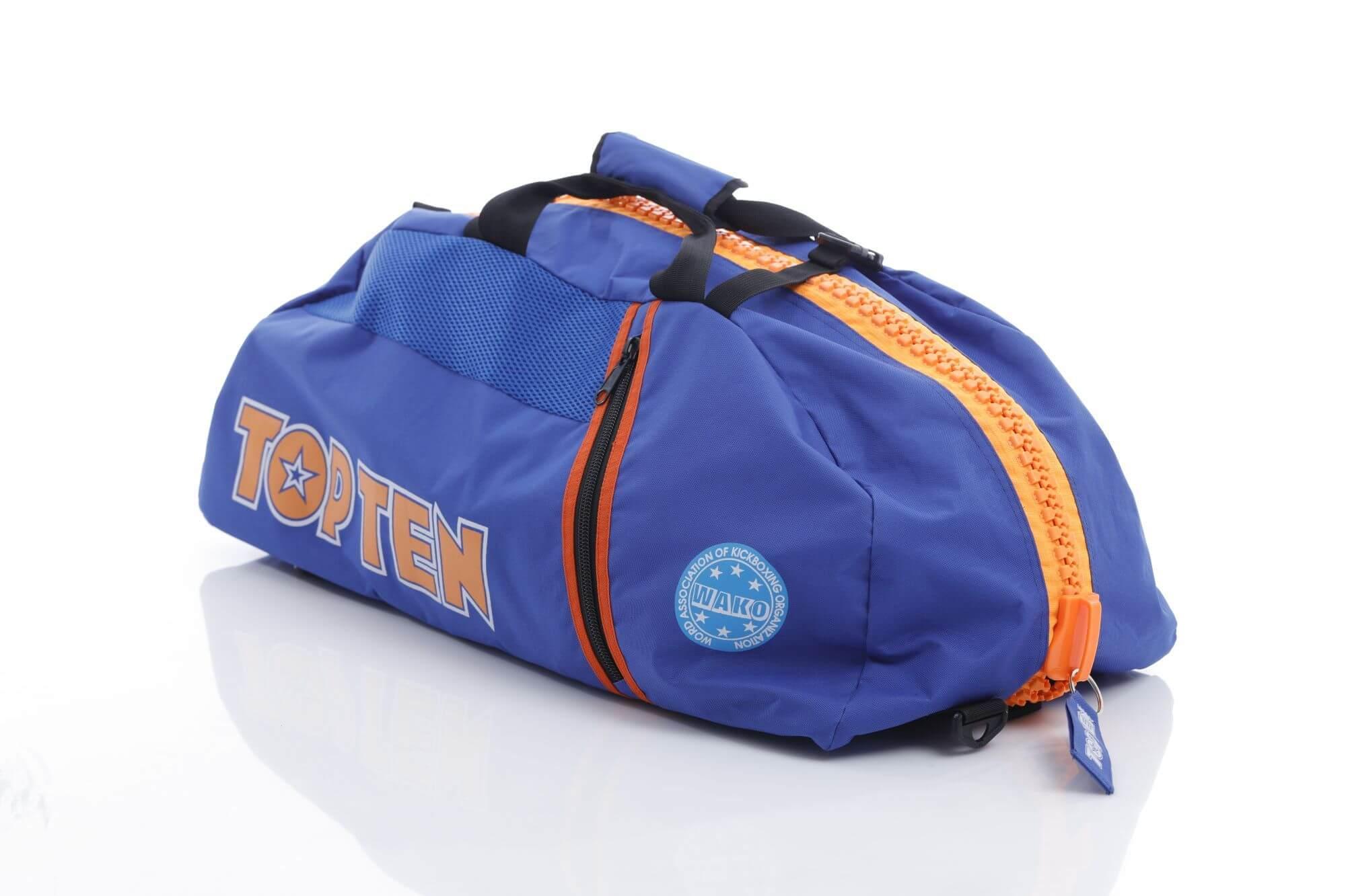 Rucksacktasche WAKO Blau-Orange