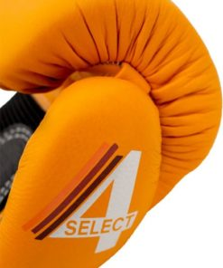 4select leder orange detail 1