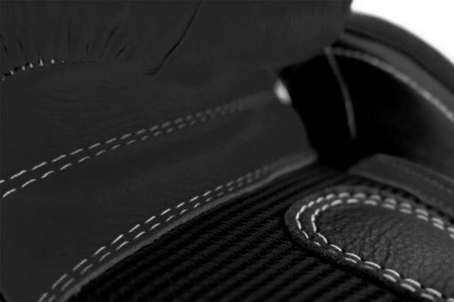 4select leder schwarz detail 4