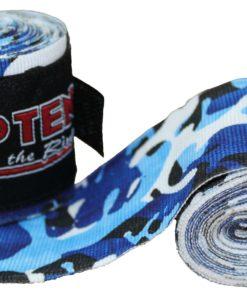 Bandagen Camouflage Blau
