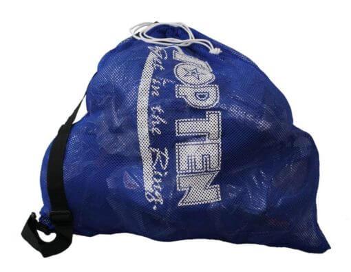 Mesh-Bag Blau