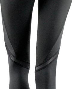 Fitness Leggings Black Back