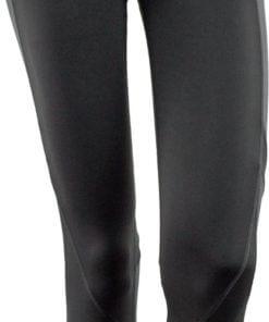 Fitness Leggings Black Grey Front
