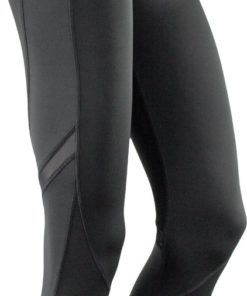 Fitness Leggings Black Side
