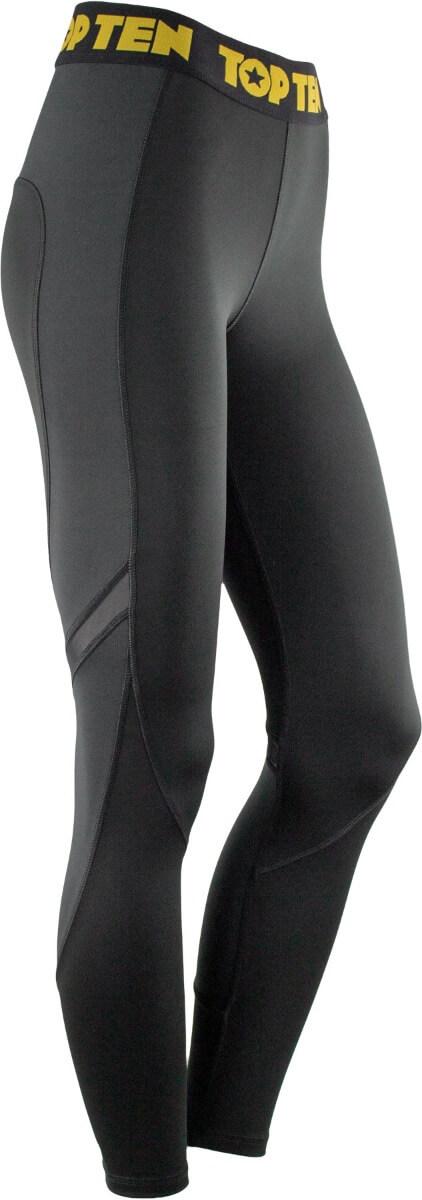 Fitness Leggings Black Side