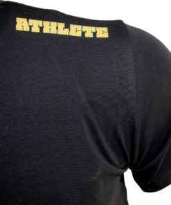 T-Shirt Athlete Schulter