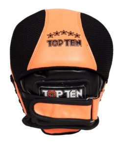 Handpratzen Speed Gel Schwarz-Orange Top 2