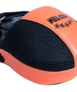 Handpratzen Speed Gel Schwarz-Orange Side 2