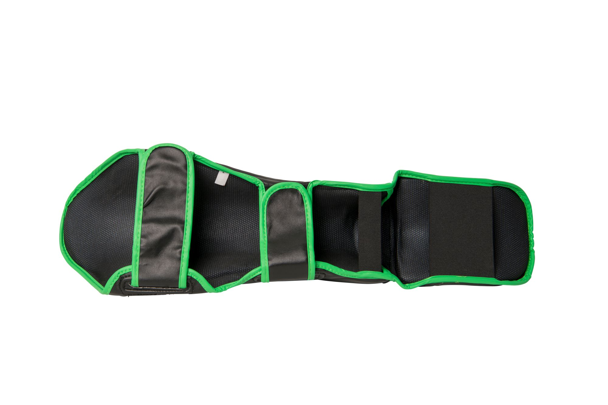 Spannschutz Triangle II Grün Back