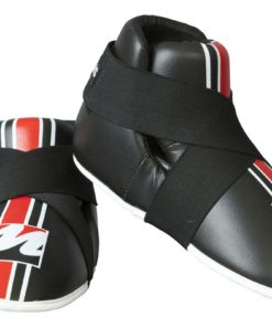 Kicks Manus Schwarz/Rot