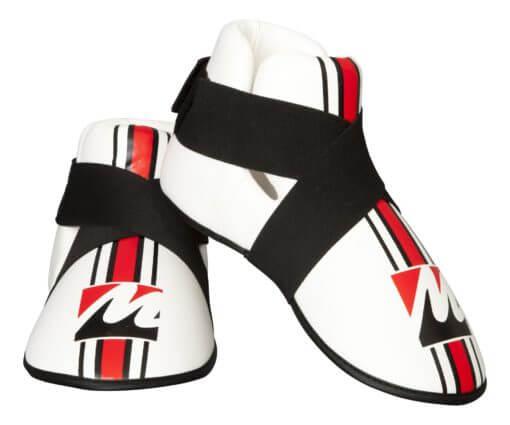 Kicks Manus Weiss/Rot