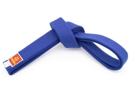 Budogürtel Hayashi 40mm Blau