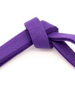 Budogürtel Hayashi 40mm Violett