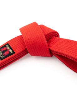 Budogürtel Hayashi Rot