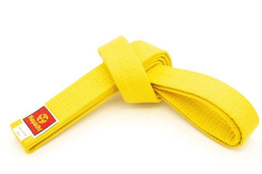 Budogürtel Hayashi 40mm Gelb