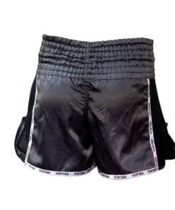 thai-kickboxing-shorts-topten-star-black-backview