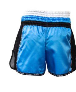 thai-kickboxing-shorts-topten-star-blue-backview
