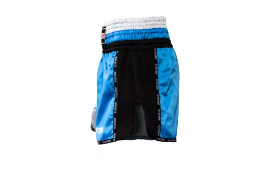 thai-kickboxing-shorts-topten-star-blue-sideview