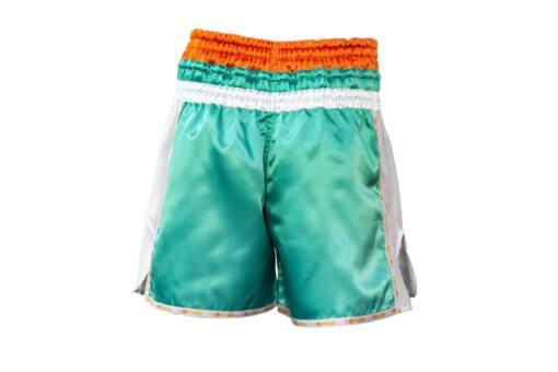 thai-kickboxing-shorts-topten-star-green-backview-1864 back