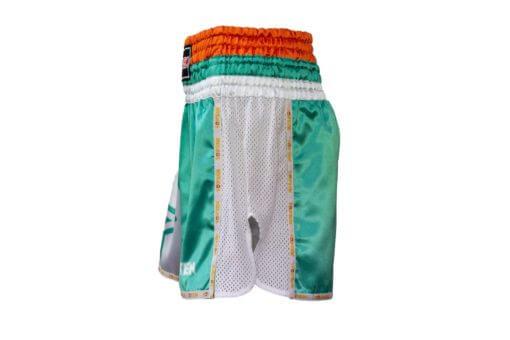 thai-kickboxing-shorts-topten-star-green-sideview