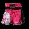 thai-kickboxing-shorts-topten-star-pink-front
