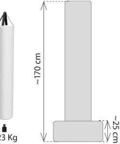 top-ten-freestanding-bag-for-tactical-dimensions