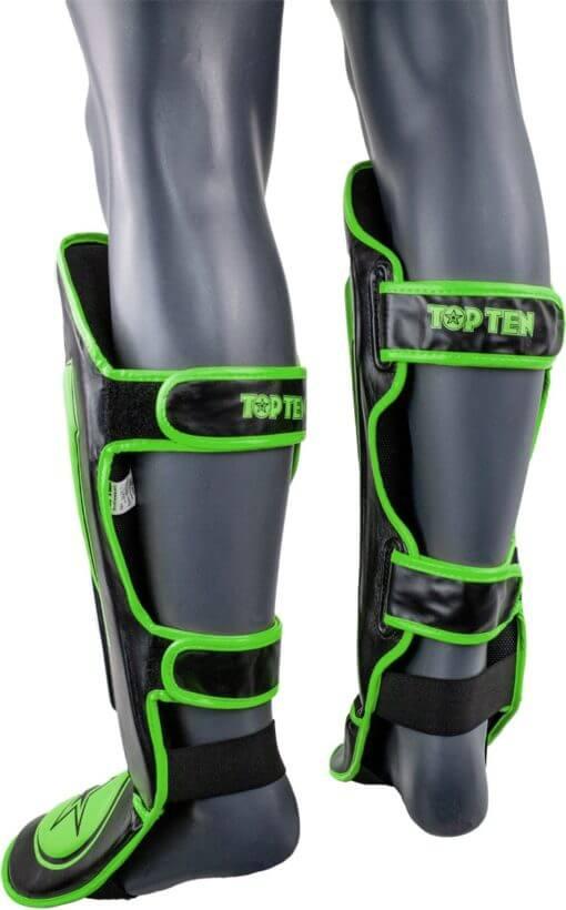 top-ten-shin-and-instep-guard-star-light-black-green-32194-95-back_1_4