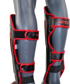 top-ten-shin-and-instep-guard-star-light-black-red-32194-94-back_1_3
